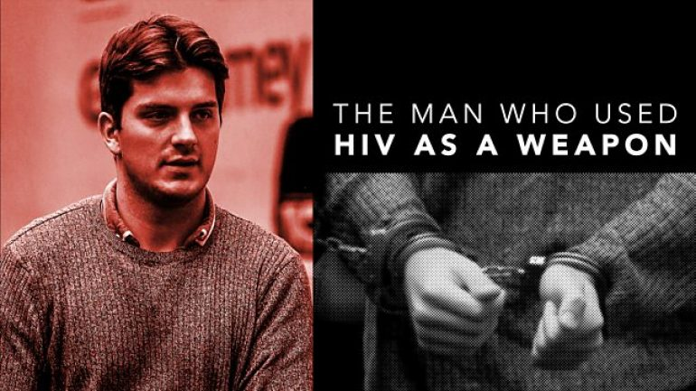The Man Who Used HIV As a Weapon