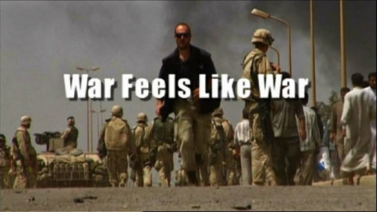 War Feels Like War