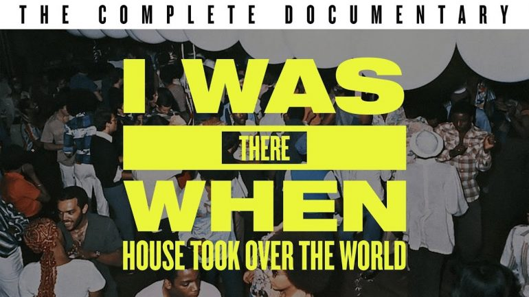 I Was There When House Took Over the World