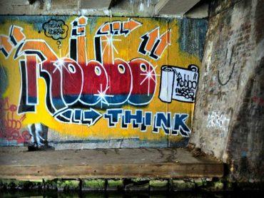 Robbo vs Banksy: Graffiti Wars