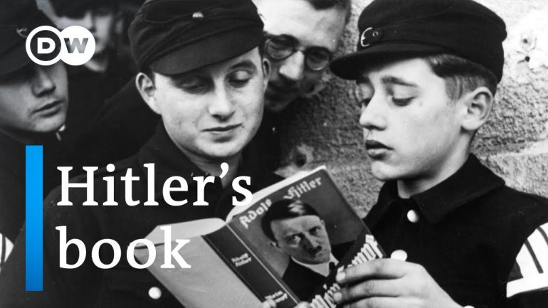 """Hitler's Book """"Mein Kampf"""" And Its Secrets"""