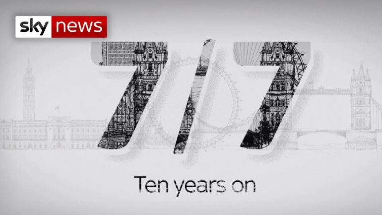 7/7 London Bombings: 10 Years On