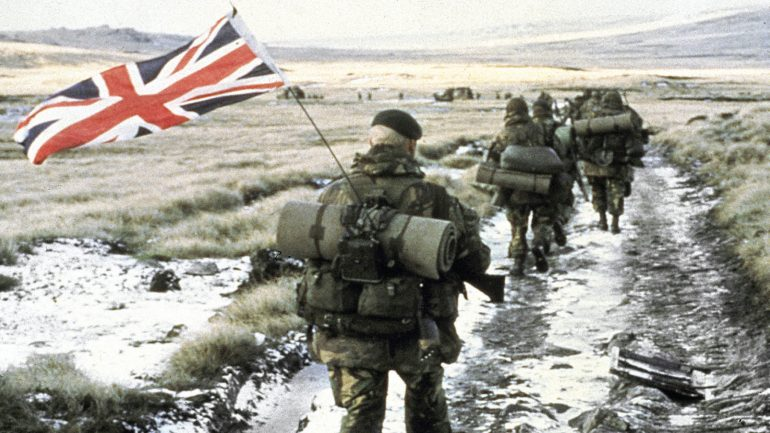 The Falklands War: The Untold Story