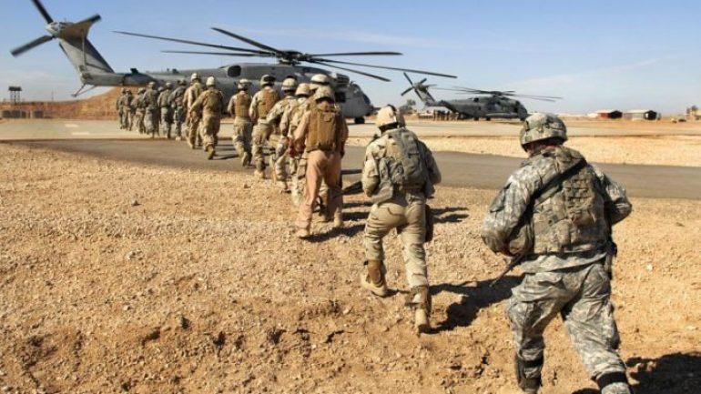 America's Military Empire?