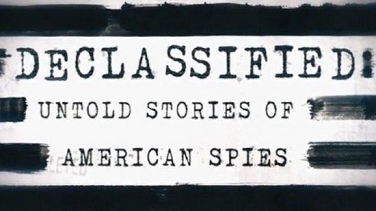 Operation Ghost Stories: The Spies Next Door