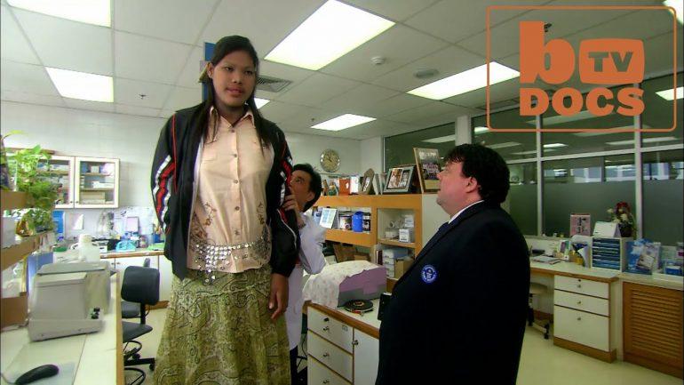 Superhuman: World's Tallest Children