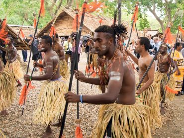The Indigenous Island Tribe Of Anuta