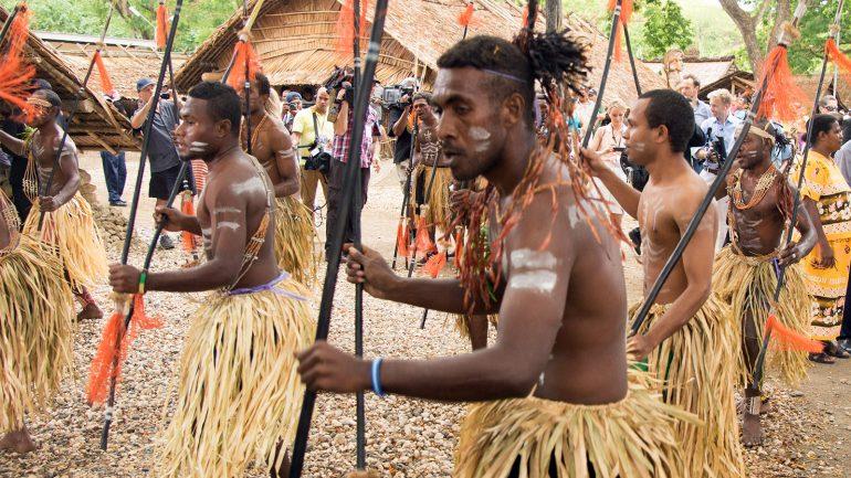 The Indigenous Island Tribe Of Anuta