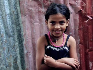 Slumdog Children of Mumbai