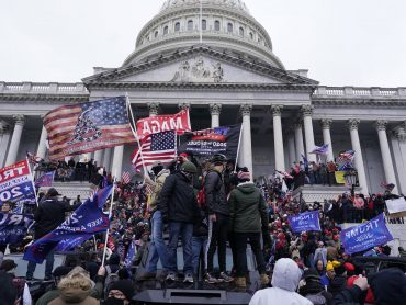 How Trump Supporters Took the U.S. Capitol