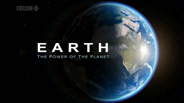Ice: Earth – The Power of the Planet
