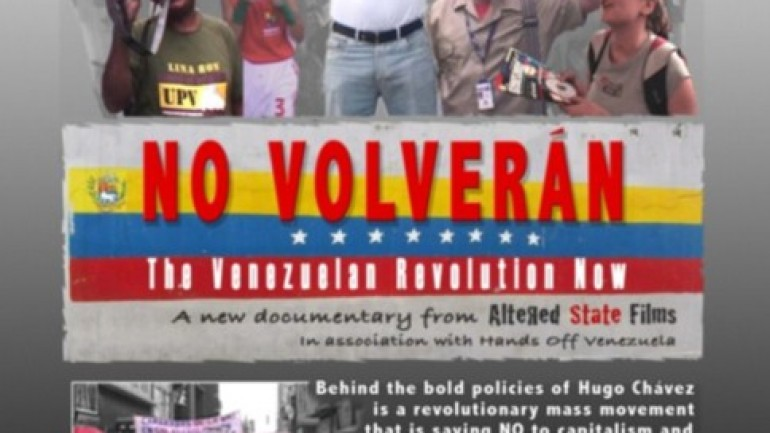 No Volverán – The Venezuelan Revolution Now