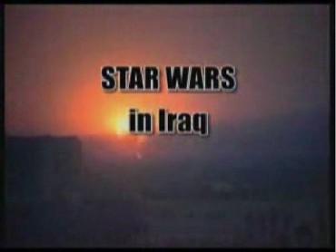 Star Wars In Iraq