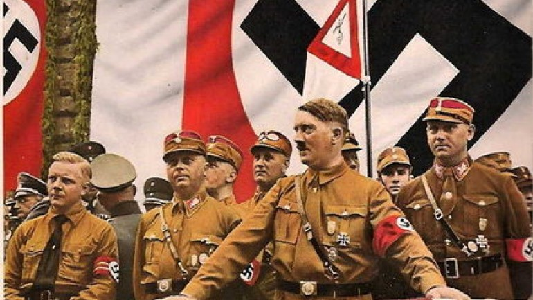 Banking With Hitler