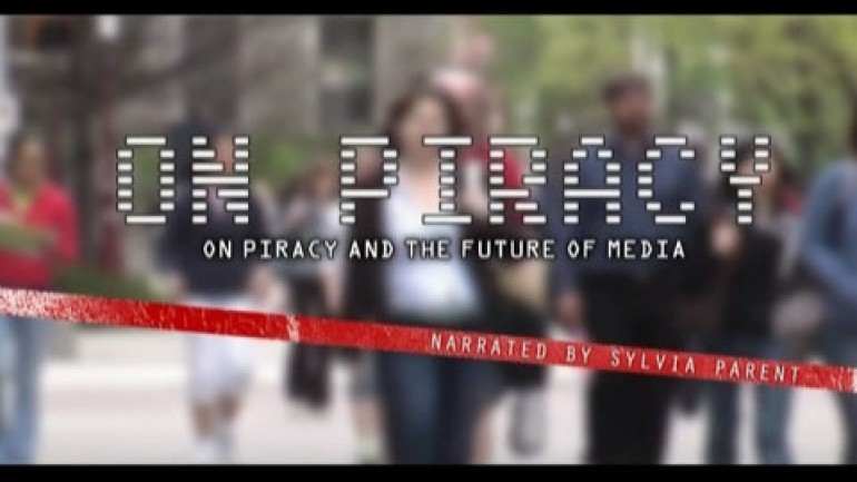 PT 1/2 On Piracy And The Future Of Media