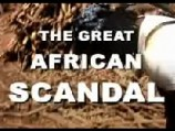 The Great African Scandal