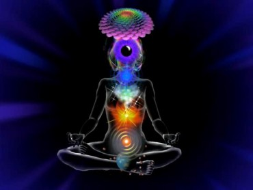 The Illuminated Chakras