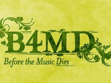 Before Music Dies
