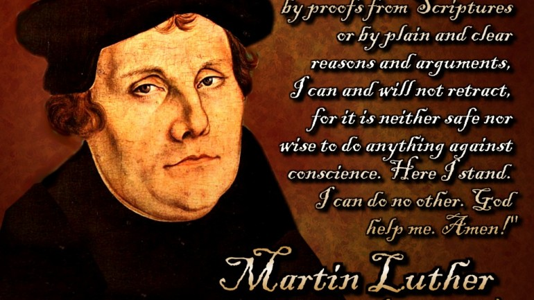 Ep 1/2 Martin Luther: Driven to Defiance
