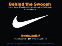 Behind the Swoosh