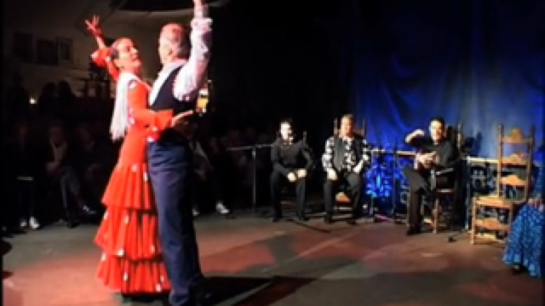 Preview: My Father, his Flamenco and I
