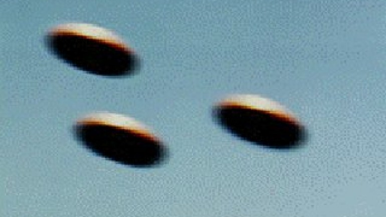 UFO's, Lies and The Cold War
