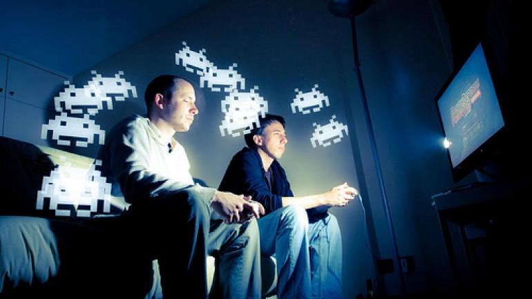 Video Game Invasion