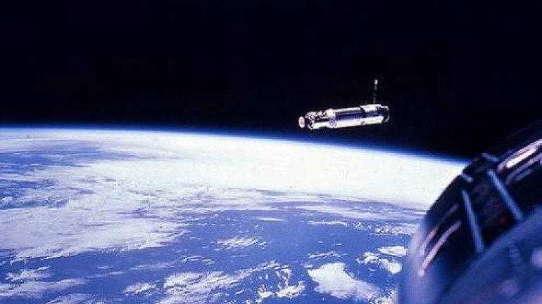 Lost in Space: Gemini 8