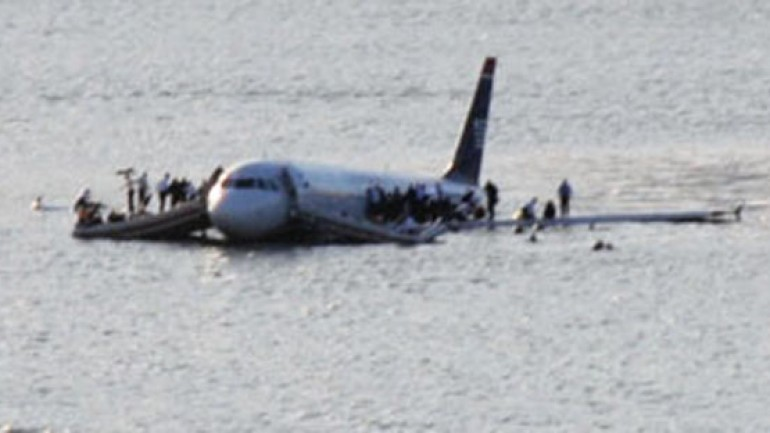 A Survivor's Guide To Plane Crashes