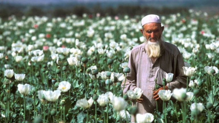 Afghanistan: Drugs, Guns and Money