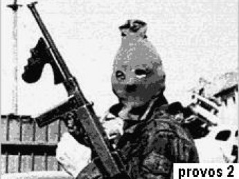Provos: The IRA and Sinn Fein
