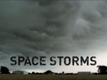 Extreme Universe: Space Storms