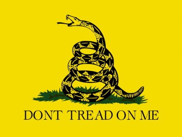 Don't Tread On Me – Rise Of The Republic