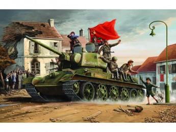 The T-34 Tank