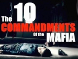 Ten Commandments of The Mafia
