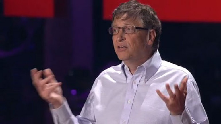 Bill Gates on energy: Innovating to zero!