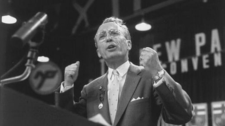 Tommy Douglas: Keeper of the Flame