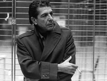 Ladies and Gentlemen… Mr. Leonard Cohen