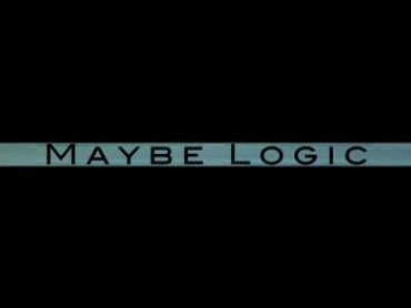 Maybe Logic