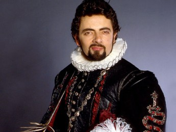 Blackadder Rides Again
