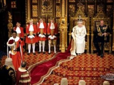 The Royal Family at Work