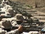 Surviving the Cut: US Marine Sniper