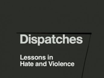 Lessons in Hate and Violence