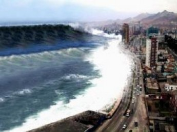 Mega-Tsunami: Wave of Destruction