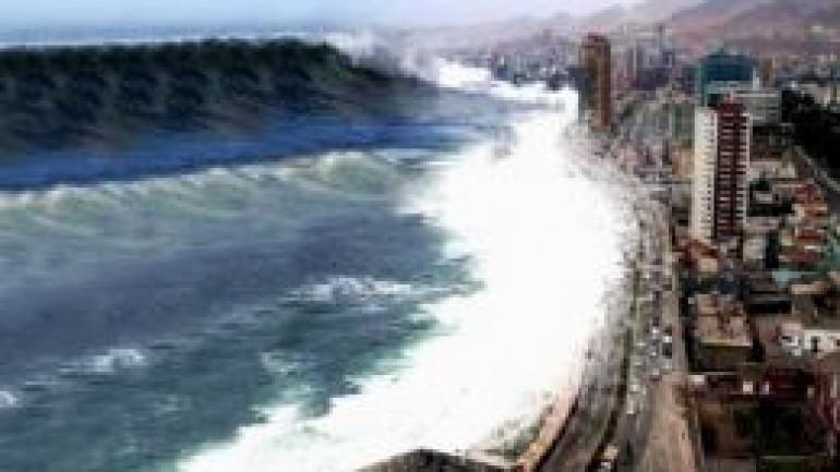 Mega-Tsunami: Wave of Destruction