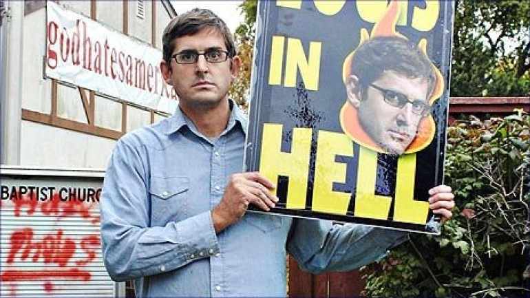 Bilderesultat for louis theroux the most hated family in america
