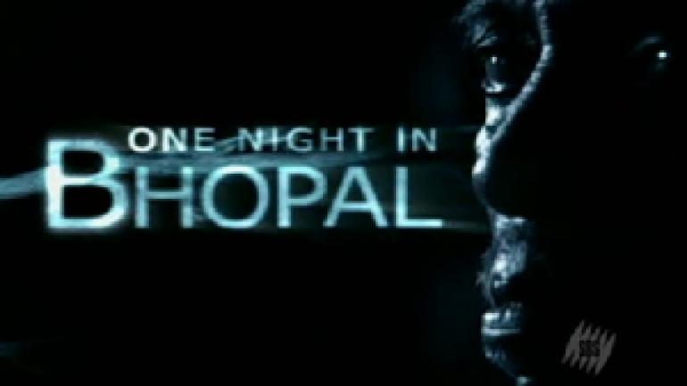 One Night In Bhopal