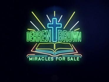 Derren Brown: Miracles for Sale