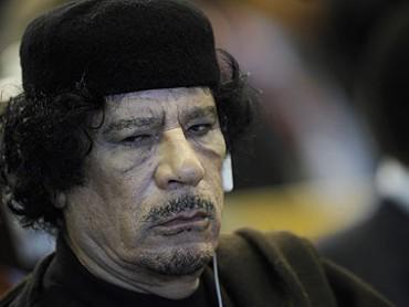 Gaddafi – Our Best Villain