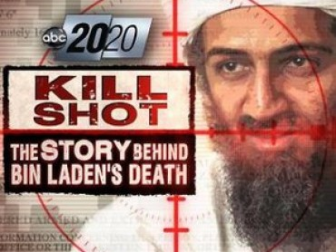 Kill Shot: The Story Behind Bin Laden's Death